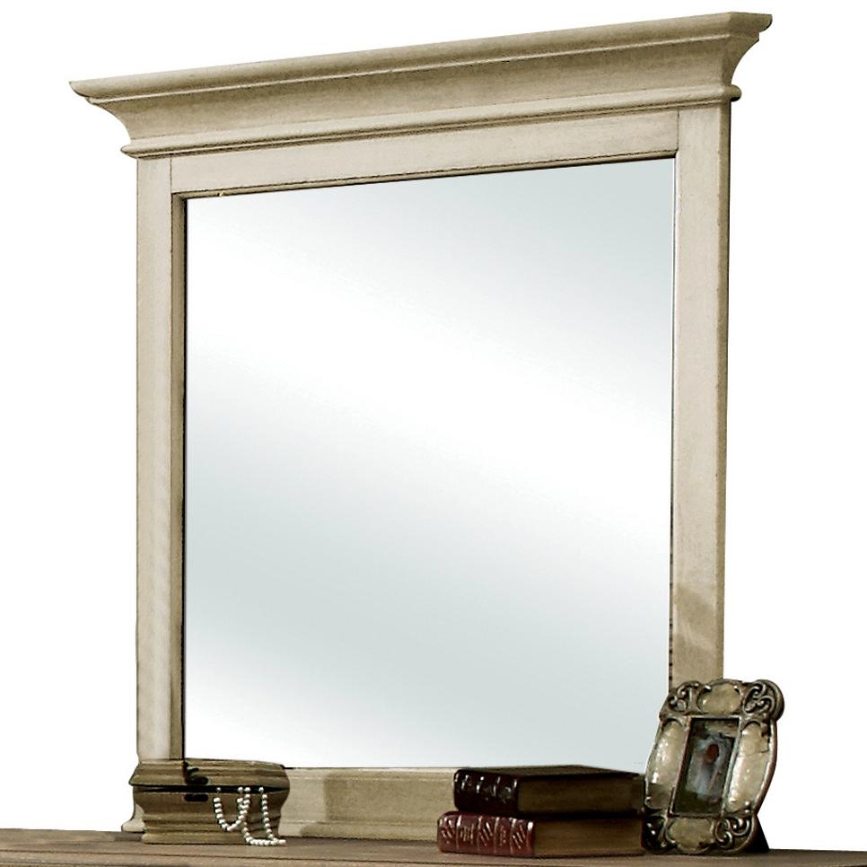 Riverside Furniture Coventry Two Tone Mirror - Item Number: 32561