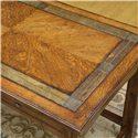 Riverside Furniture Craftsman Home Writing Desk - Desk Top with Slate Insert Border