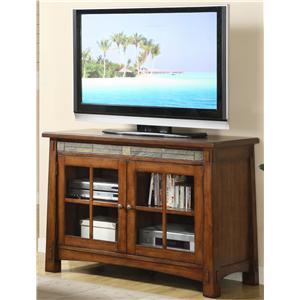 Riverside Furniture Craftsman Home TV Console