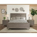 Riverside Furniture Dara II King Bedroom Group - Item Number: 3700 K Bedroom Group 2