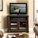 Riverside Furniture Dunmore Corner TV Console - Item Number: 65641