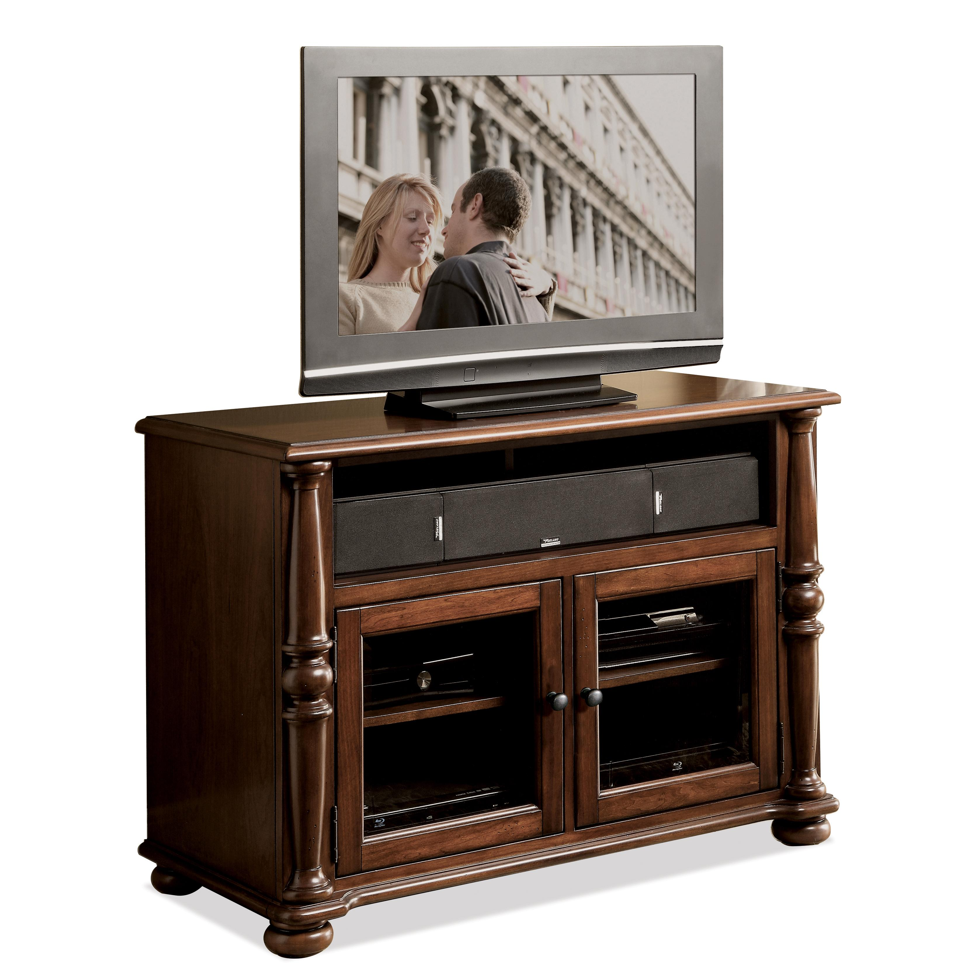 Riverside Furniture Dunmore TV Console - Item Number: 65642
