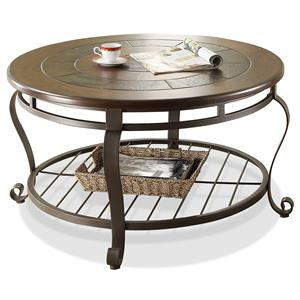 Riverside Furniture Eastview Round Coffee Table