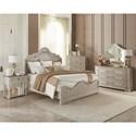 Riverside Furniture Elizabeth California King Bedroom Group - Item Number: 7160 CK Bedroom Group 1