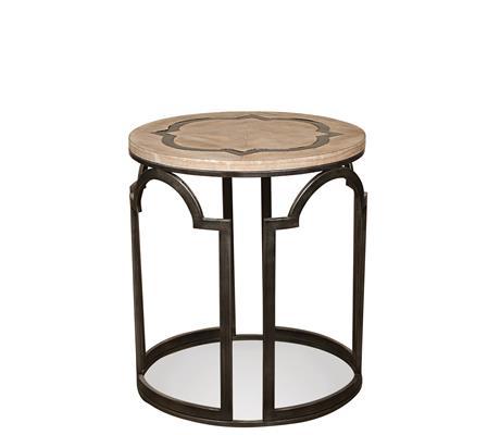 Riverside Furniture Estelle Round End Table - Item Number: 20109