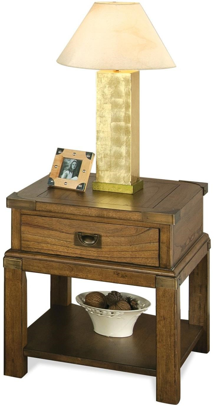 Riverside Furniture Falls Creek End Table - Item Number: 16109