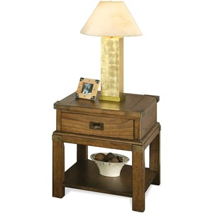 Riverside Furniture Falls Creek End Table