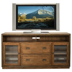 Riverside Furniture Falls Creek TV Console