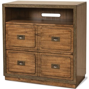 Riverside Furniture Falls Creek Drawer Storage Unit