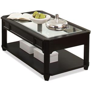 Riverside Furniture Farrington Rectangle Cocktail Table