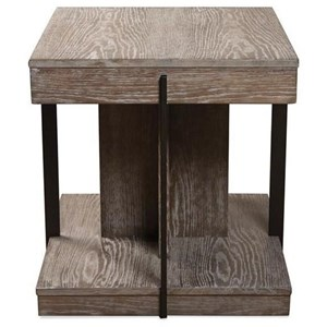 Riverside Furniture Gavin Rectangle End Table