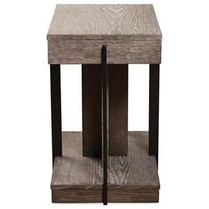 Riverside Furniture Gavin Chairside Table
