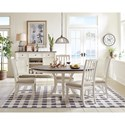 Riverside Furniture Grand Haven Casual Dining Group - Item Number: 1720 Dining Group 2