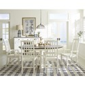 Riverside Furniture Grand Haven Formal Dining Group - Item Number: 1720 Dining Group 3