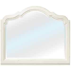 Cottage Landscape Mirror