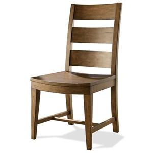 Slack Back Side Chair