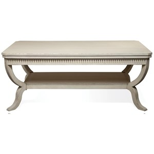 Riverside Furniture Huntleigh Rectangle Cocktail Table