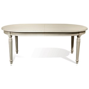Riverside Furniture Huntleigh Oval Dining Table