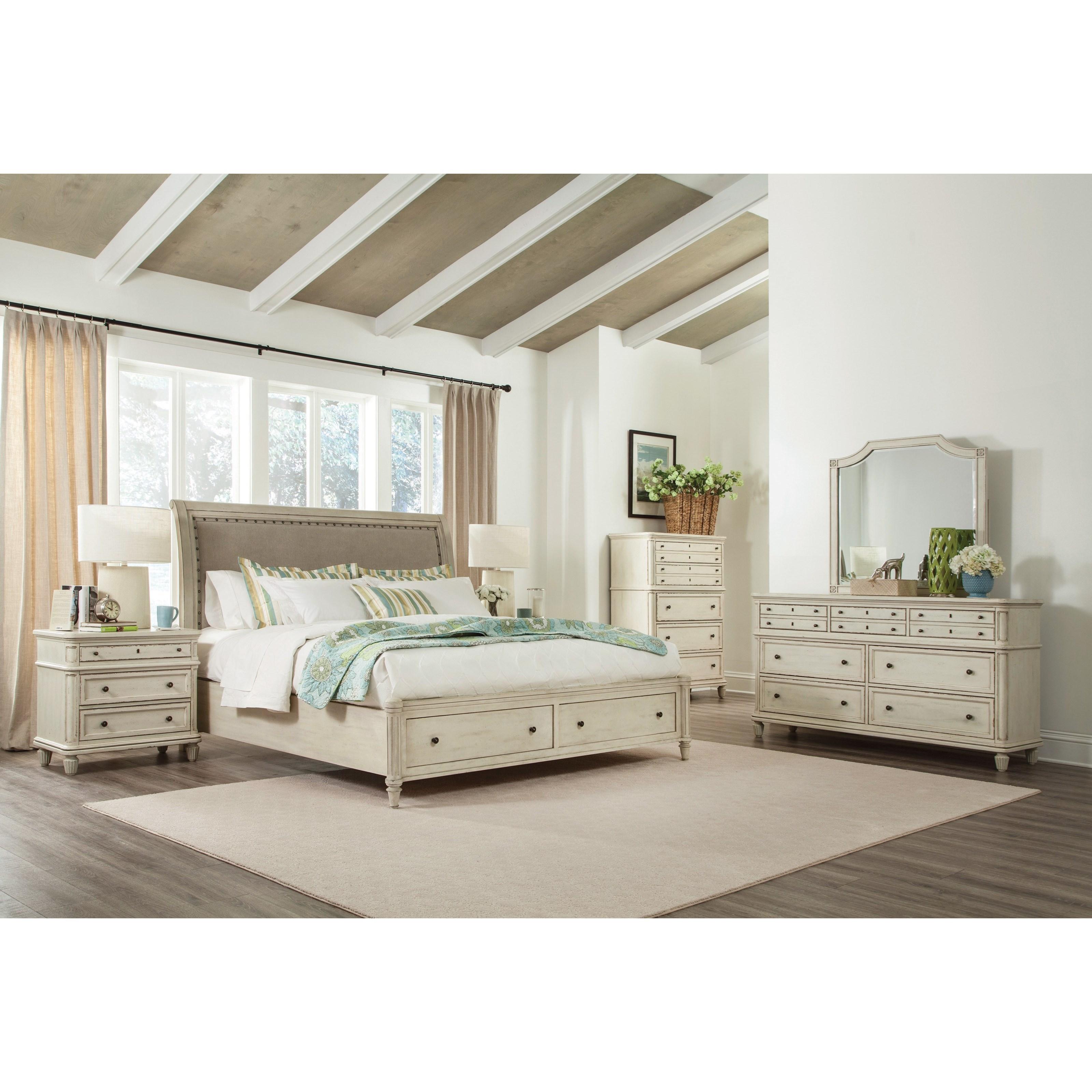 Riverside Furniture Huntleigh Queen Bedroom Group Value City