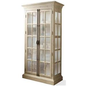 Riverside Furniture Huntleigh China Display Cabinet