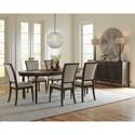 Riverside Furniture Joelle Dining Room Group - Item Number: 6300 Dining Room Group 3