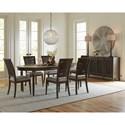 Riverside Furniture Joelle Dining Room Group - Item Number: 6300 Dining Room Group 4