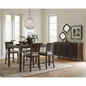 Riverside Furniture Joelle Dining Room Group - Item Number: 6300 Dining Room Group 5