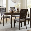 Riverside Furniture Joelle Oval Dining Table with 18