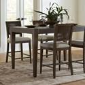 Riverside Furniture Joelle Woven Gathering Height Chair