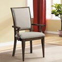 Riverside Furniture Joelle Upholstered Arm Chair