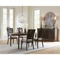 Riverside Furniture Joelle Woven Side Chair