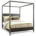 Riverside Furniture Joelle Queen Canopy Bed - Item Number: 63074+5+6+7