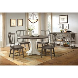 Riverside Furniture Juniper Casual Dining Room Group