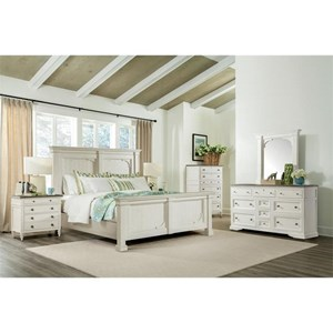 Riverside Furniture Juniper Queen Bedroom Group
