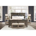 Riverside Furniture Juniper California King Bedroom Group - Item Number: 444 CK Bedroom Group 5