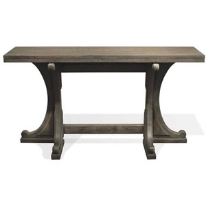 Riverside Furniture Juniper Gateleg Sofa Table