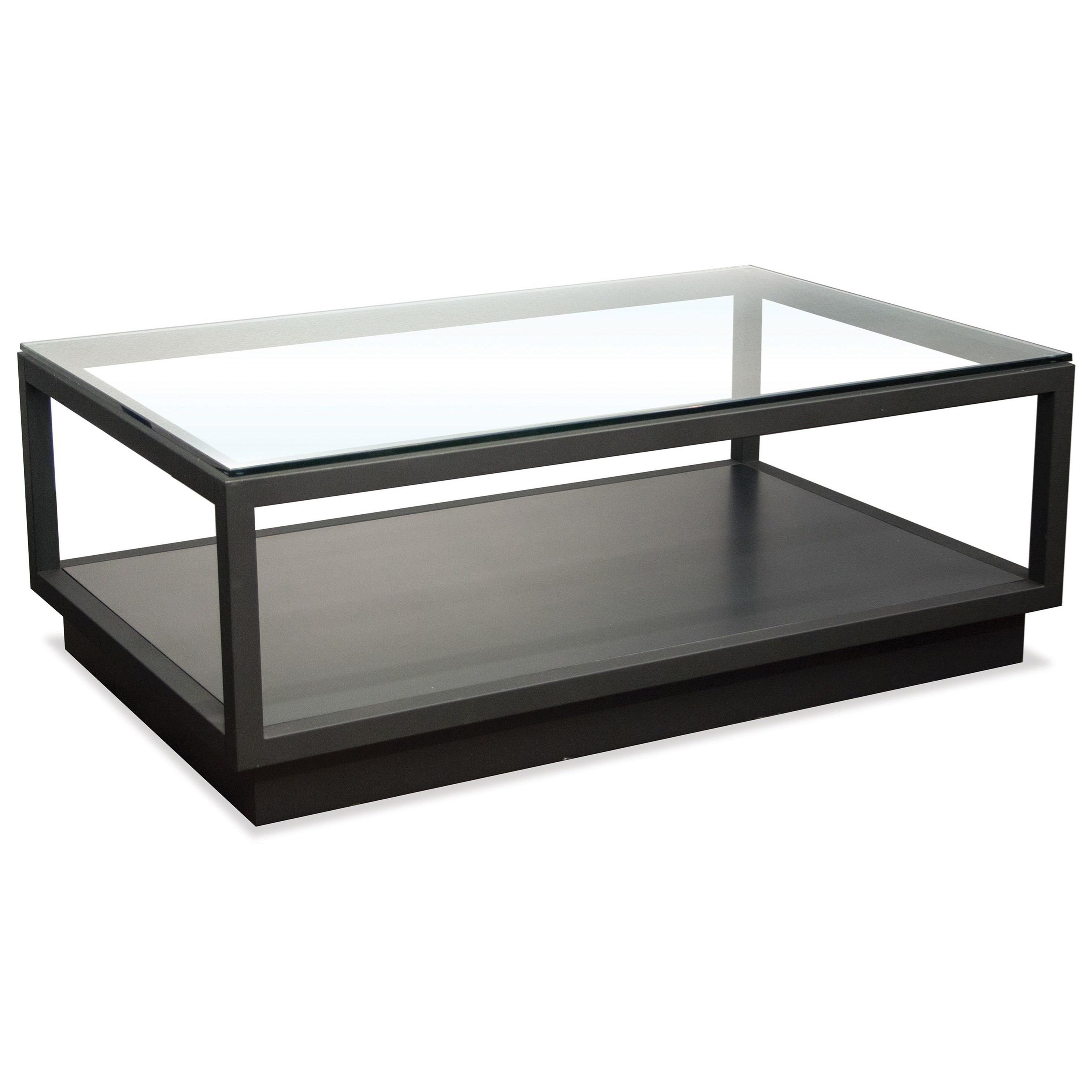 Riverside Furniture Kali Castered Cocktail Table With