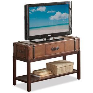 Riverside Furniture Latitudes Sofa Table