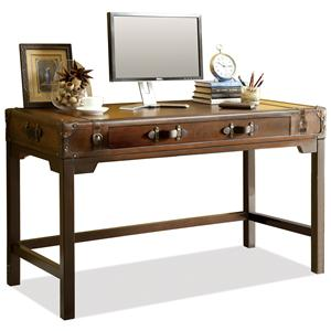 Riverside Furniture Latitudes Suitcase Writing Desk