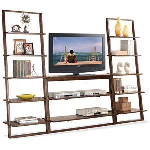 Riverside Furniture Lean Living Entertainment Wall Unit