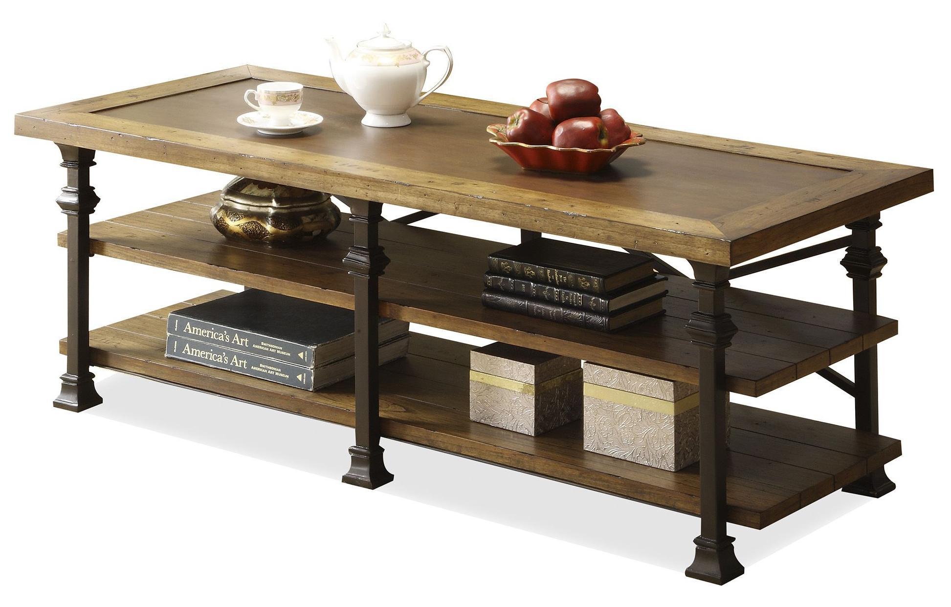 Riverside Furniture Lennox Street Coffee Table - Item Number: 5602