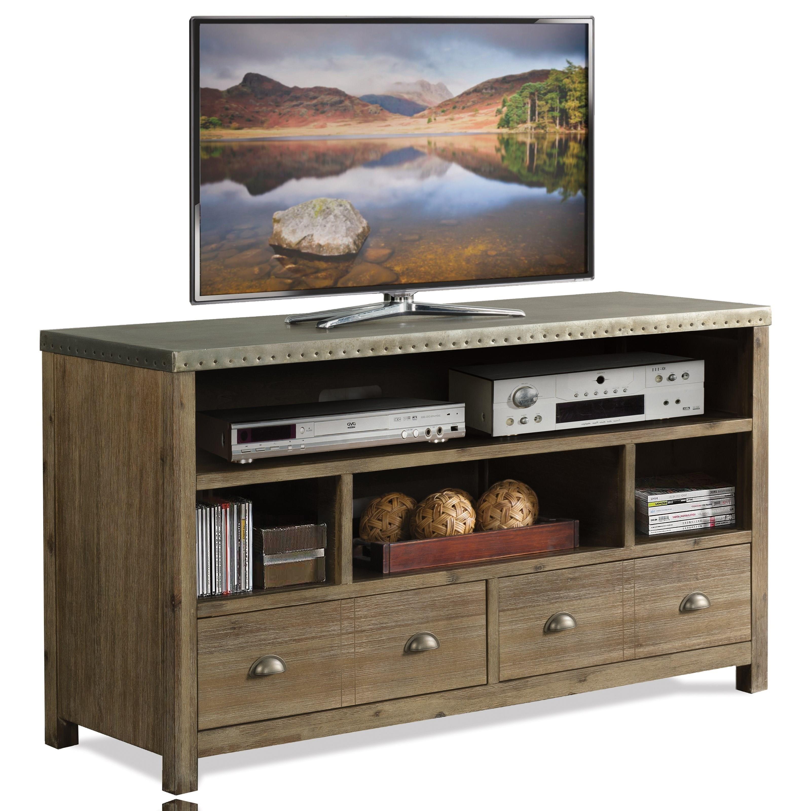 54-In TV Console