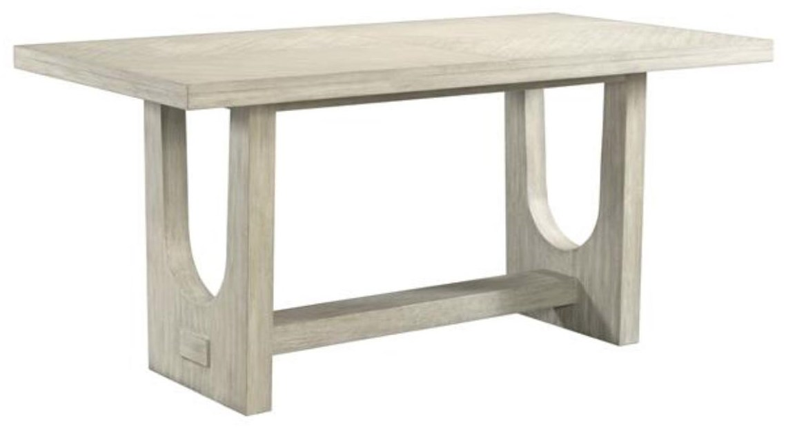 Rect Counter Height Table
