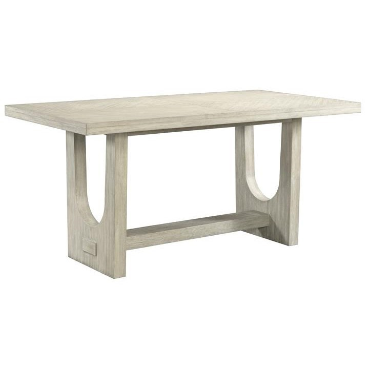 Lilly Rectangular Counter Height Table by Riverside Furniture at Baer's Furniture