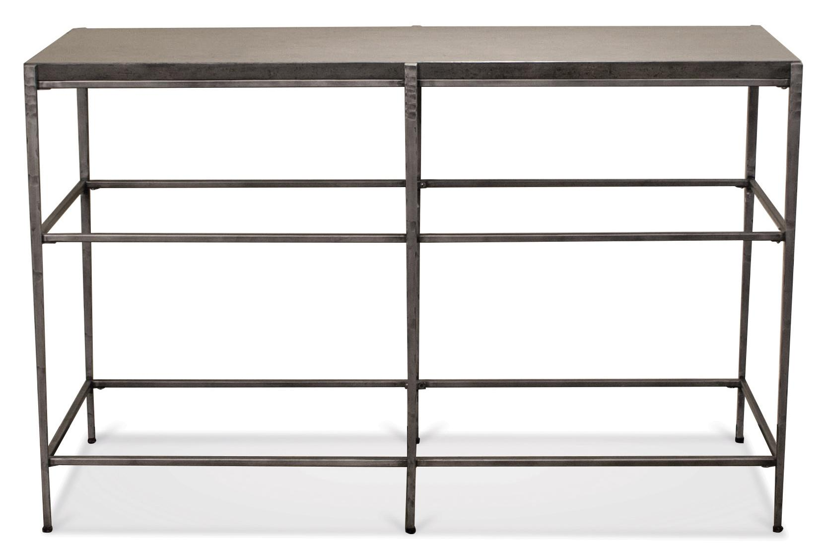 Riverside Furniture Lorraine Sofa Table - Item Number: 11615