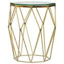 Riverside Furniture Lucentio Octagon Side Table - Item Number: 52708