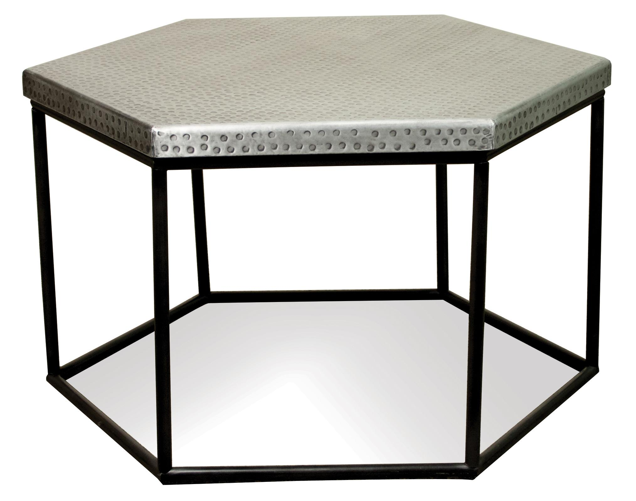 Riverside Furniture Lyric Hexagon Coffee Table Item Number 19202