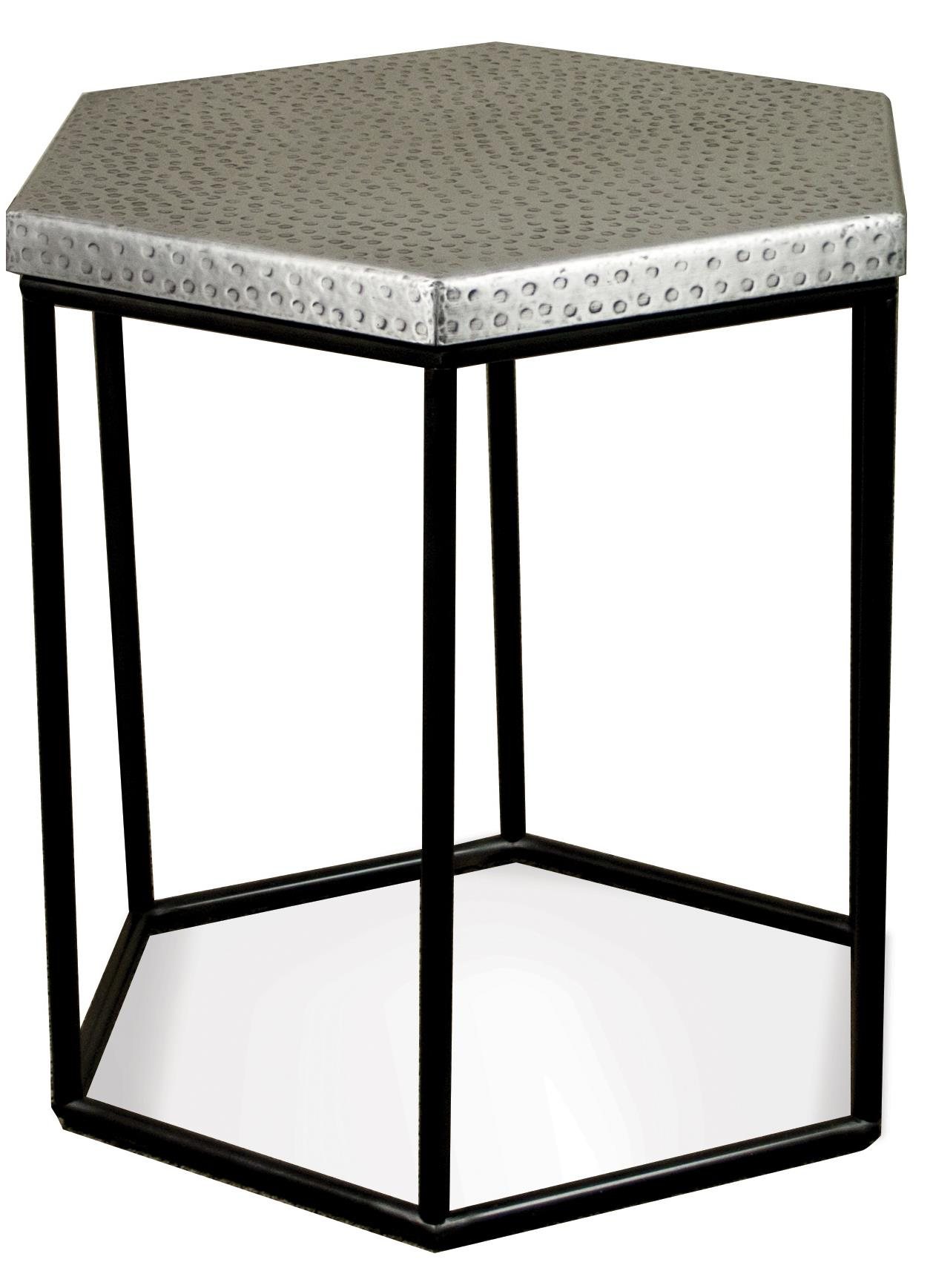 Riverside Furniture Lyric Hexagon Side Table - Item Number: 19209