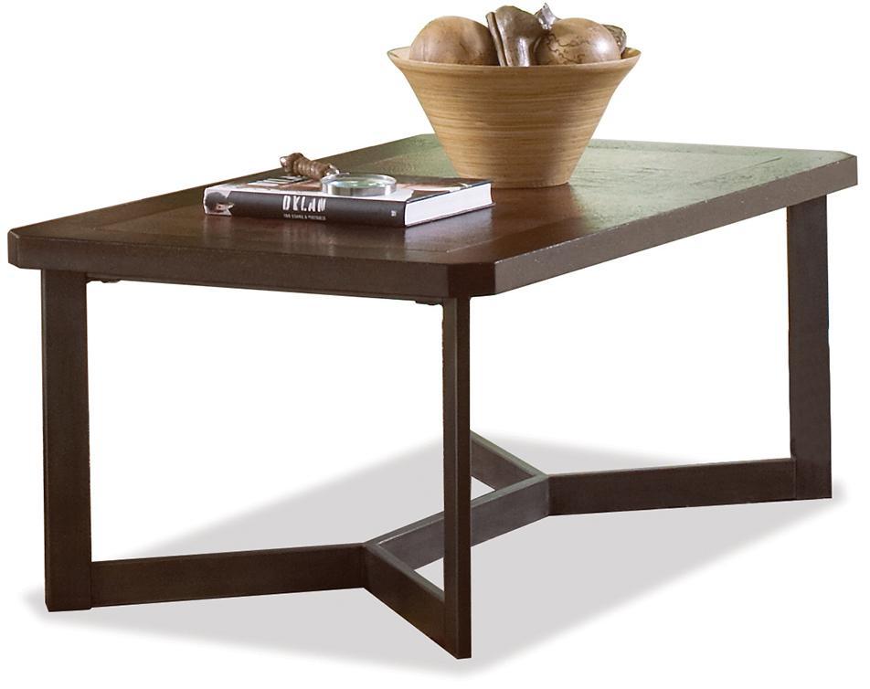 Riverside Furniture Madeira Rectangular Cocktail Table - Item Number: 66802