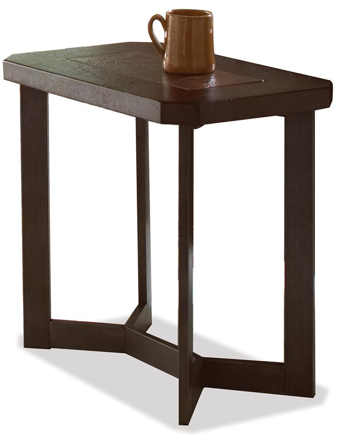 Riverside Furniture Madeira Chairside Table  - Item Number: 66812